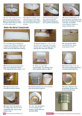 40cm / 30cm  Tiered Lampshade Making Kit